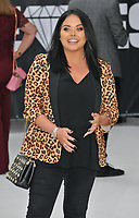 "Scarlett Moffatt at the ""King of Thieves"" world film premiere, Vue West End, Leicester Square, London, England, UK, on Wednesday 12 September 2018.<br /> CAP/CAN<br /> ©CAN/Capital Pictures"