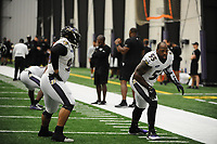 Day 12 of Ravens training saw the team back in Owings Mills on Monday following a day off after their open practice in Annapolis.