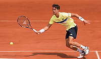 ALJAZ BEDENE (GBR)<br /> <br /> TENNIS - FRENCH OPEN - ROLAND GARROS - ATP - WTA - ITF - GRAND SLAM - CHAMPIONSHIPS - PARIS - FRANCE - 2017  <br /> <br /> <br /> <br /> &copy; TENNIS PHOTO NETWORK