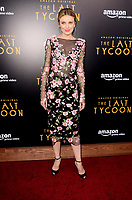 "LOS ANGELES - July 27:  Bar Paly at ""The Last Tycoon"" Premiere at the Harmony Gold Theater on July 27, 2017 in Los Angeles, CA"