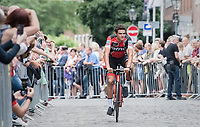 Greg Van Avermaet (BEL/BMC)<br /> <br /> &quot;Le Grand D&eacute;part&quot; <br /> 104th Tour de France 2017 <br /> Team Presentation in D&uuml;sseldorf/Germany
