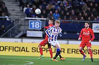 VOETBAL: HEERENVEEN: 06-02-16, Abe Lenstra Stadion, SC Heerenveen - FC Twente, uitslag 1-3, Morten Thorsby, ©foto Martin de Jong