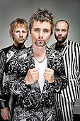 Sep 03, 2010: MUSE - Photosession in Manchester UK