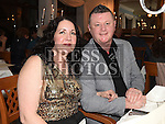 Alan and Yvonne Halpenny at The Night At The Opera in Linn Duchaill restaurant at The Glyde Inn Annagassan. Photo:Colin Bell/pressphotos.ie