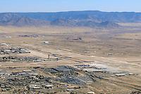 KALB Albuquerque airport Sunport
