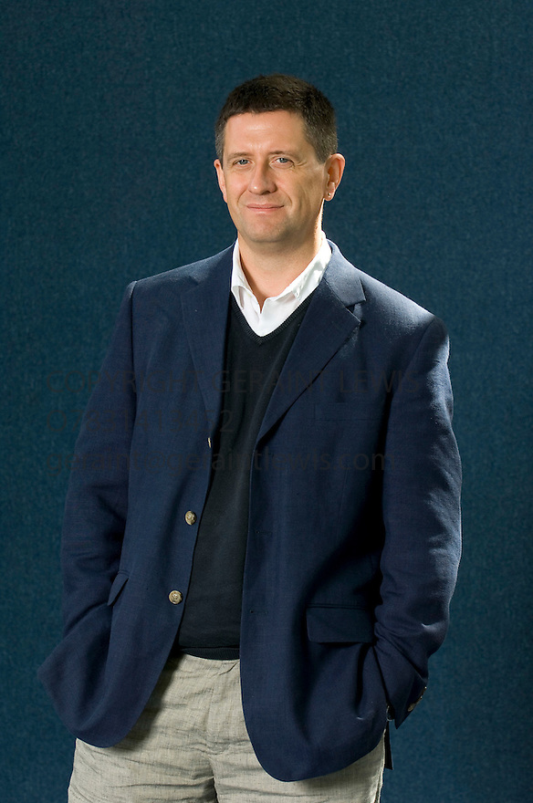 Adam LeBor, Foreign Correspondent and writer. CREDIT Geraint Lewis