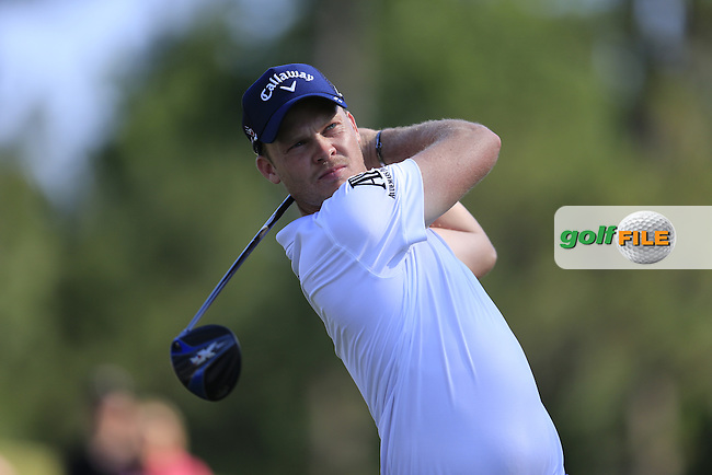 Danny Willett (ENG)  during round 1of the Players, TPC Sawgrass, Championship Way, Ponte Vedra Beach, FL 32082, USA. 12/05/2016.<br /> Picture: Golffile   Fran Caffrey<br /> <br /> <br /> All photo usage must carry mandatory copyright credit (&copy; Golffile   Fran Caffrey)