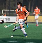 BLOEMENDAAL  -  Thierry Brinkman (Bl'daal)   Hoofdklasse competitie heren, Bloemendaal-HGC (7-2). COPYRIGHT KOEN SUYK