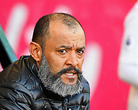 Wolverhampton Wanderers Manager Wolverhampton Wanderers Manager Nuno during AFC Bournemouth vs Wolverhampton Wanderers, Premier League Football at the Vitality Stadium on 23rd February 2019