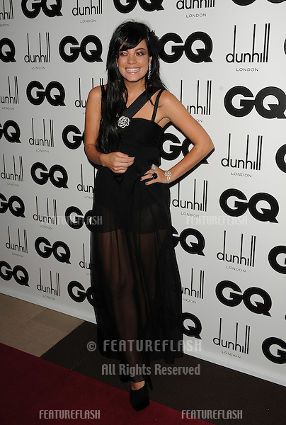 Lilly Allen at the GQ Men of the Year Awards .at The Royal Opera House. September, 08 2009 .London, United Kingdom.Picture: Gerry Copper / Featureflash..