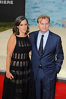 LONDON, ENGLAND - JULY 13: Christopher Nolan attending the World Premiere of 'Dunkirk' at Odeon Cinema, Leicester Square on July 13, 2017 in London, England.<br /> CAP/MAR<br /> &copy;MAR/Capital Pictures /MediaPunch ***NORTH AND SOUTH AMERICAS ONLY***