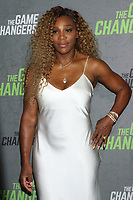 September 09, 2019 Serena Williams attend the premiere of The Game Changers  at the Regal Battery Park in New York. September 09, 2019 <br /> CAP/MPI/RW<br /> ©RW/MPI/Capital Pictures