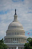 Very high resolution stock photo of the United States Capitol in Washington, DC on Thursday, May 25, 2017.<br /> Credit: Ron Sachs / CNP