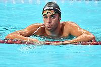 PALTRINIERI Gregorio ITA Men's 1500m Freestyle <br /> Day16 07/08/2015 Kazan Arena <br /> Nuoto - Swimming <br /> XVI FINA World Championships Aquatics  <br /> Kazan Tatarstan RUS <br /> Photo Andrea Staccioli/Deepbluemedia/Insidefoto
