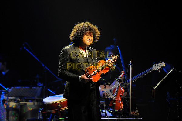 LONDON, ENGLAND - November 25: Taro Hakase performs in concert at Shepherds Bush Empire on November 25, 2013 in London, England<br /> CAP/MAR<br /> &copy; Martin Harris/Capital Pictures