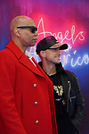 "RuPaul attends the Broadway Opening Night Arrivals for ""Angels In America"" - Part One and Part Two at the Neil Simon Theatre on March 25, 2018 in New York City."