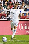 David Beckham corner kick