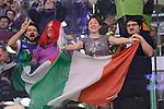 (KIKA) - TORINO - 03/02/2013 - Coppa Davis Italia - Croazia, Primo Turno Gruppo Mondiale. Fabio FOGNINI vs. Ivan DODIG, quinto incontro di Coppa Davis al Palavela di Torino, il 3 febbraio 2013. L'iItalia sconfigge la Croazia e passa il turno.