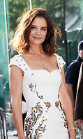 NEW YORK, NY June 14, 2017 Katie Holmes attend The 2017 Fragrance Foundation Awards  presented by Hearst Magazines at Alice Tully Hall in New York June 14, 2017. Credit:RW/MediaPunch