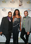 Celebrity Stylist Kithe Brewster, The Real Housewives of Atlanta Cynthia Bailey and Designer Victor De Souza Attend New York Knicks' Carmelo Anthony's Birthday Celebration at Greenhouse, NY  5/26/11