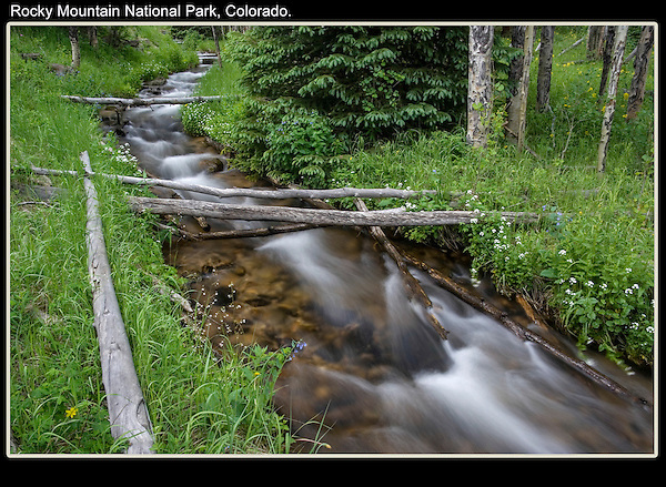 Just a short walk from the road. <br /> John offers custom photo tours of Rocky Mountain Park, including Denver and Boulder. Click the CONTACT button above for inquiries.