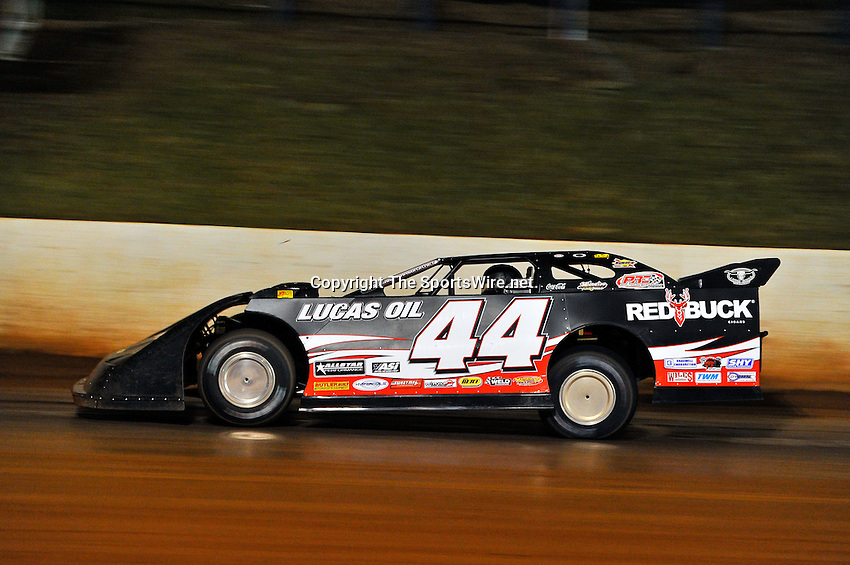 Oct 16, 2010; 10:52:57 PM;Mineral Wells,WV ., USA; The 30th Annual Dirt Track World Championship dirt late models 50,000-to-win event at the West Virginia Motor Speedway.  Mandatory Credit: (thesportswire.net)