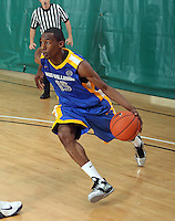 April 8, 2011 - Hampton, VA. USA; Jamal Ferguson participates in the 2011 Elite Youth Basketball League at the Boo Williams Sports Complex. Photo/Andrew Shurtleff