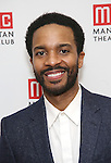 Andre Holland attends August Wilson's 'Jitney' Broadway opening night after party at Copacabana on January 19, 2017 in New York City.