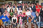 Key to the Door - Brian O'Donoghue from Ballymacelligot, seated centre having a great time with family and friends at his 21st birthday party held in O'Riada's Bar, Ballymac, on Saturday night............................................................... ............   Copyright Kerry's Eye 2008