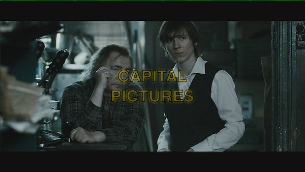 PAUL DANO & BRIAN COX.in The Good Heart .*Filmstill - Editorial Use Only*.CAP/FB.Supplied by Capital Pictures.