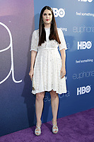 "LOS ANGELES _ JUN 4:  Hadas Mozes Lichtenstein at the LA Premiere Of HBO's ""Euphoria"" at the Cinerama Dome on June 4, 2019 in Los Angeles, CA"