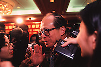 Li Ka Shing in Hong Kong