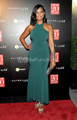 New York, NY-September 8: Gracelle Beauvais attends Instyle 20th Anniversary Party on September 8, 2014 at Diamond Horseshoe at the Paramount Hotel in New York City.  Credit: John Palmer/MediaPunch