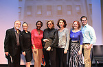 """""""Good Girls Only"""" - the Rehearsal Club Musical - on March 13, 2013 at the Professional Children's School, New York City, New York. Cast: George Lee Andrews, Young and Restless Victoria Mallory """"Leslie Brooks"""" (6 years on Y&R), Ernestine Jackson, Jane Summerhayes, Randy Graff, Mary Lou Barber, Jamey Grisham star in show. (Photo by Sue Coflin/Max Photos)  917-647-8403"""