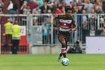 22.07.2017, Millerntor-Stadion, Hamburg, GER, FSP, FC St. Pauli vs SV Werder Bremen<br /> <br /> im Bild<br /> Sami Allagui (St. Pauli #11) am Ball, <br /> <br /> Foto &copy; nordphoto / Ewert