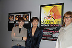 "As the World Turns' Colleen Zenk along with Eliza Ventura and Meghan Duffy (L) star in ""Marrying George Clooney: Confessions from a Midlife Crisis"" on February 29, 2012 at Cap 21 America's Musical Thetre Conservatory & Theatre Company, New York City, New York.  (Photo by Sue Coflin/Max Photos)"