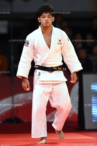 Shohei Ono (JPN), <br /> DECEMBER 6, 2014 - Judo : <br /> IJF Grand Slam Tokyo 2014 International Judo Tournament <br /> Men's -73kg Final <br /> at Tokyo Metropolitan Gymnasium, Tokyo, Japan. <br /> (Photo by AFLO SPORT) [1220]
