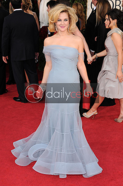 Drew Barrymore<br />at the 66th Annual Golden Globe Awards. Beverly Hilton Hotel, Beverly Hills, CA. 01-11-09<br />Dave Edwards/DailyCeleb.com 818-249-4998
