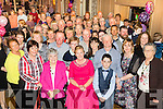 Sixty wishes<br /> ----------------<br /> Noreen O'Brien, Abbeydorney (seated centre) had a fab time celebrating  her 60th birthday last Saturday night in the Ballygarry house hotel, Tralee along with many friends and family