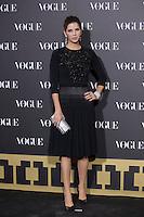 Margarita Vargas attends 2014 Vogue Jewelry Awards in Madrid, Spain. November 18, 2014. (ALTERPHOTOS/Victor Blanco) /NortePhoto<br /> NortePhoto.com