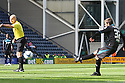 Robin Shroot of Stevenage goes close with a free-kick<br />  - Preston North End v Stevenage - Sky Bet League One - Deepdale, Preston - 14th September 2013. <br /> © Kevin Coleman 2013