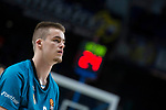 Real Madrid Dino Radoncic during Turkish Airlines Euroleague match between Real Madrid and Baskonia Vitoria at Wizink Center in Madrid, Spain. January 17, 2018. (ALTERPHOTOS/Borja B.Hojas)