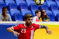 Harrison, NJ - Friday July 07, 2017: Michael Petrasso during a 2017 CONCACAF Gold Cup Group A match between the men's national teams of French Guiana (GUF) and Canada (CAN) at Red Bull Arena.
