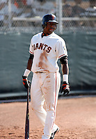 Francisco Peguero / San Francisco Giants 2008 Instructional League..Photo by:  Bill Mitchell/Four Seam Images
