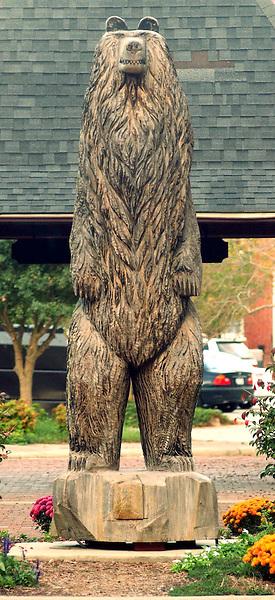 Generic 3- Tall Bear