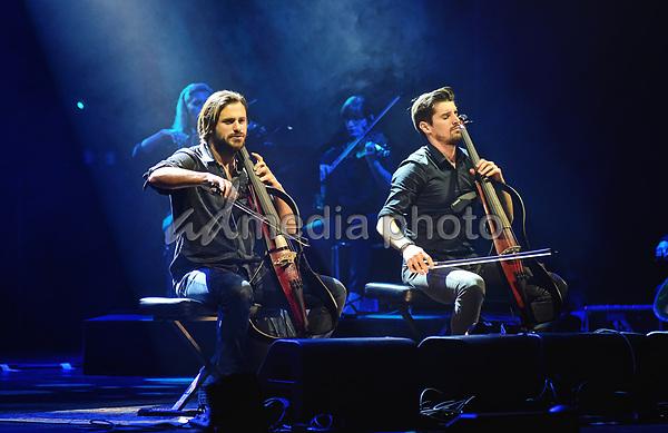 2CELLOS - The Score Tour | AdMedia Photo