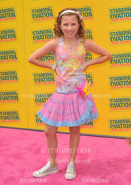 "Alanna Palombo at the Los Angeles premiere of her movie ""Standing Ovation"" at Universal Citywalk..July 10, 2010  Los Angeles, CA.Picture: Paul Smith / Featureflash"