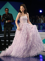 INGLEWOOD, CA - August 27: Lorde, At 2017 MTV Video Music Awards At The Forum in Inglewood In California on August 27, 2017. Credit: FS/MediaPunch