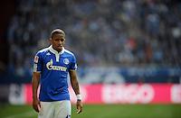FUSSBALL   1. BUNDESLIGA   SAISON 2011/2012   29. SPIELTAG FC Schalke 04 - Hannover 96                                08.04.2012 Jefferson Farfan (FC Schalke 04)
