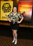 "Ryann Redmond attends the Broadway screening of the Motion Picture Release of ""The Lion King"" at AMC Empire 25 on July 15, 2019 in New York City."